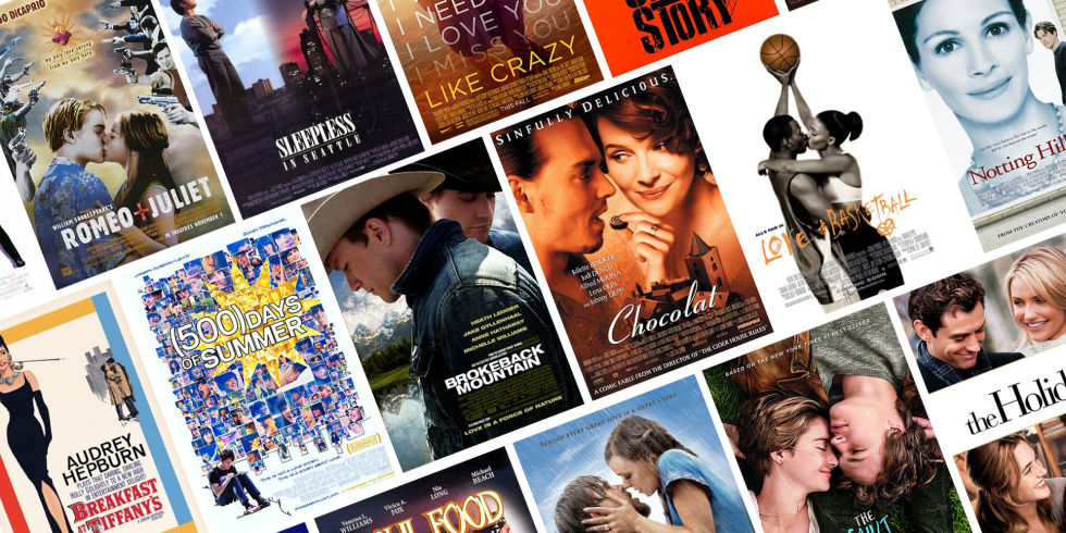 Most romantic movies to watch
